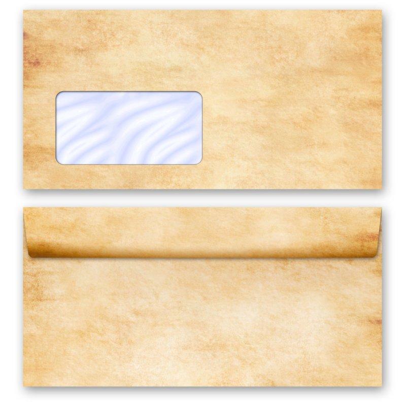 Briefpapier-Sets PERGAMENT