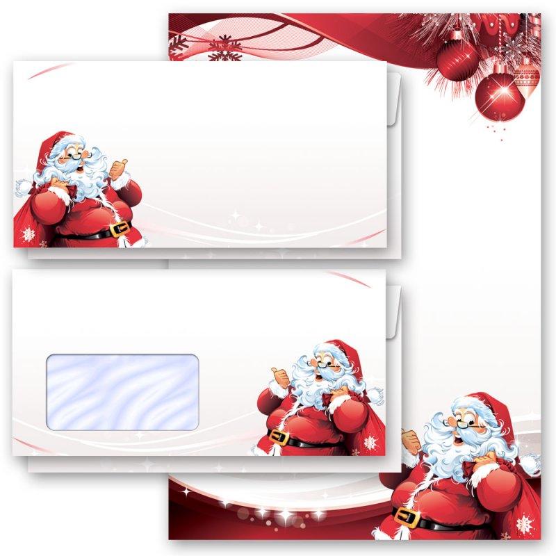 motivpapier brief an den weihnachtsmann briefpapier und. Black Bedroom Furniture Sets. Home Design Ideas