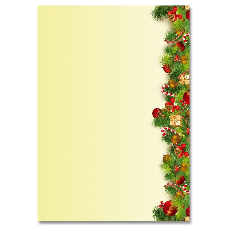 motivpapier weihnachtsgr sse din a5 90g m. Black Bedroom Furniture Sets. Home Design Ideas